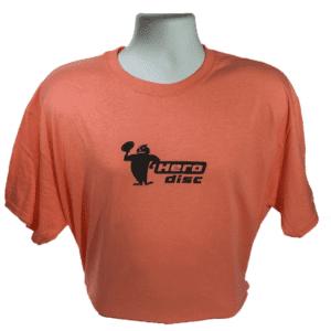 t-shirt hero disc