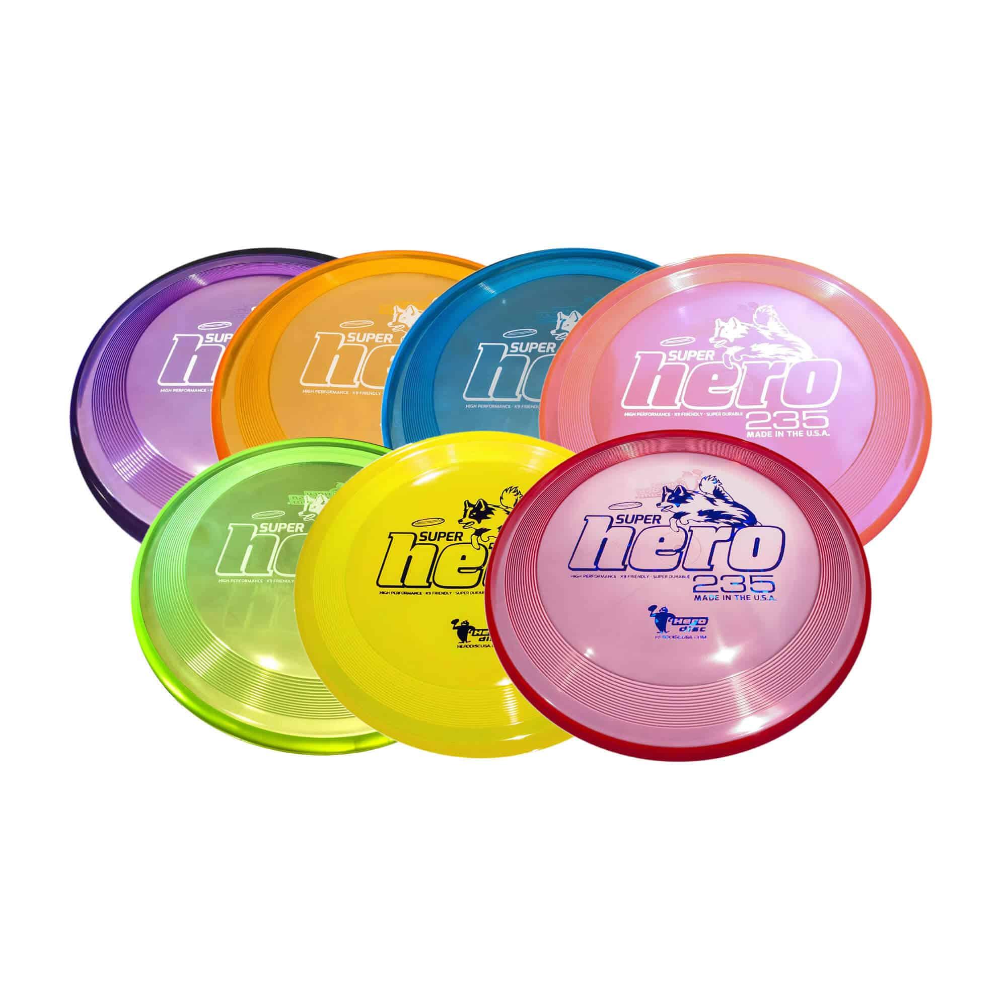 Product afbeelding voor Superhero 235 Promo bundle 7 discs